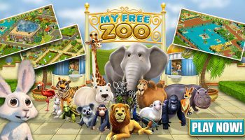 My Free Zoo - бесплатная онлайн игра