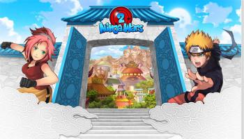 Ninja Wars - бесплатная онлайн игра