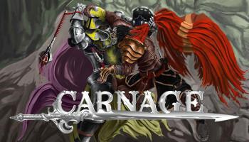 Carnage - бесплатная онлайн игра