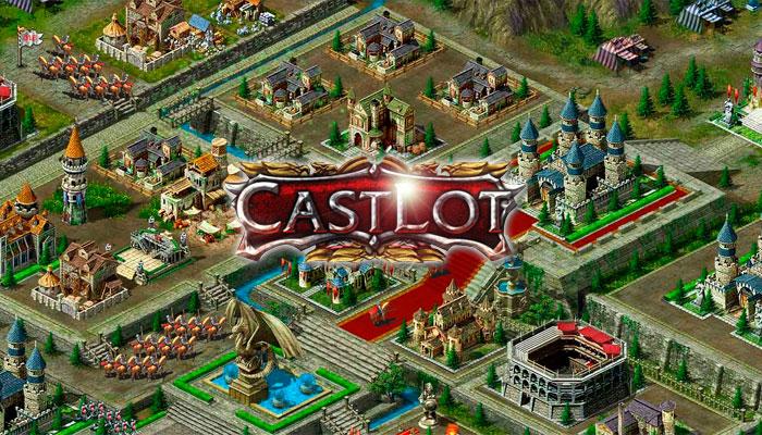 Castlot - бесплатная онлайн игра