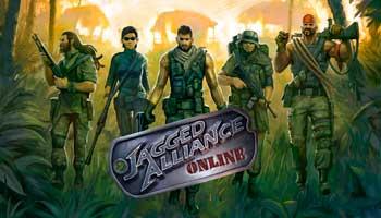 Jagged Alliance - бесплатная онлайн игра