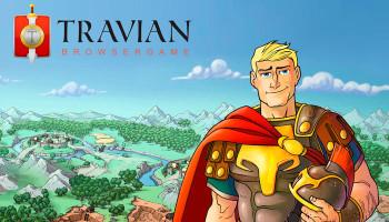 Travian - бесплатная онлайн игра