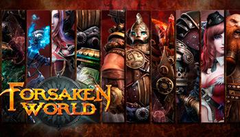 Forsaken World - бесплатная онлайн игра