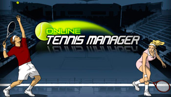 Онлайн менеджер Тенниса - бесплатная онлайн игра