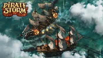 Piratestorm - бесплатная онлайн игра