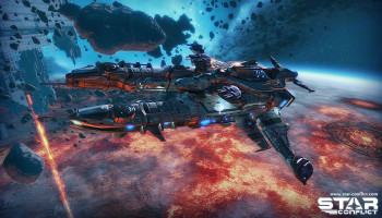 Star Conflict - бесплатная онлайн игра