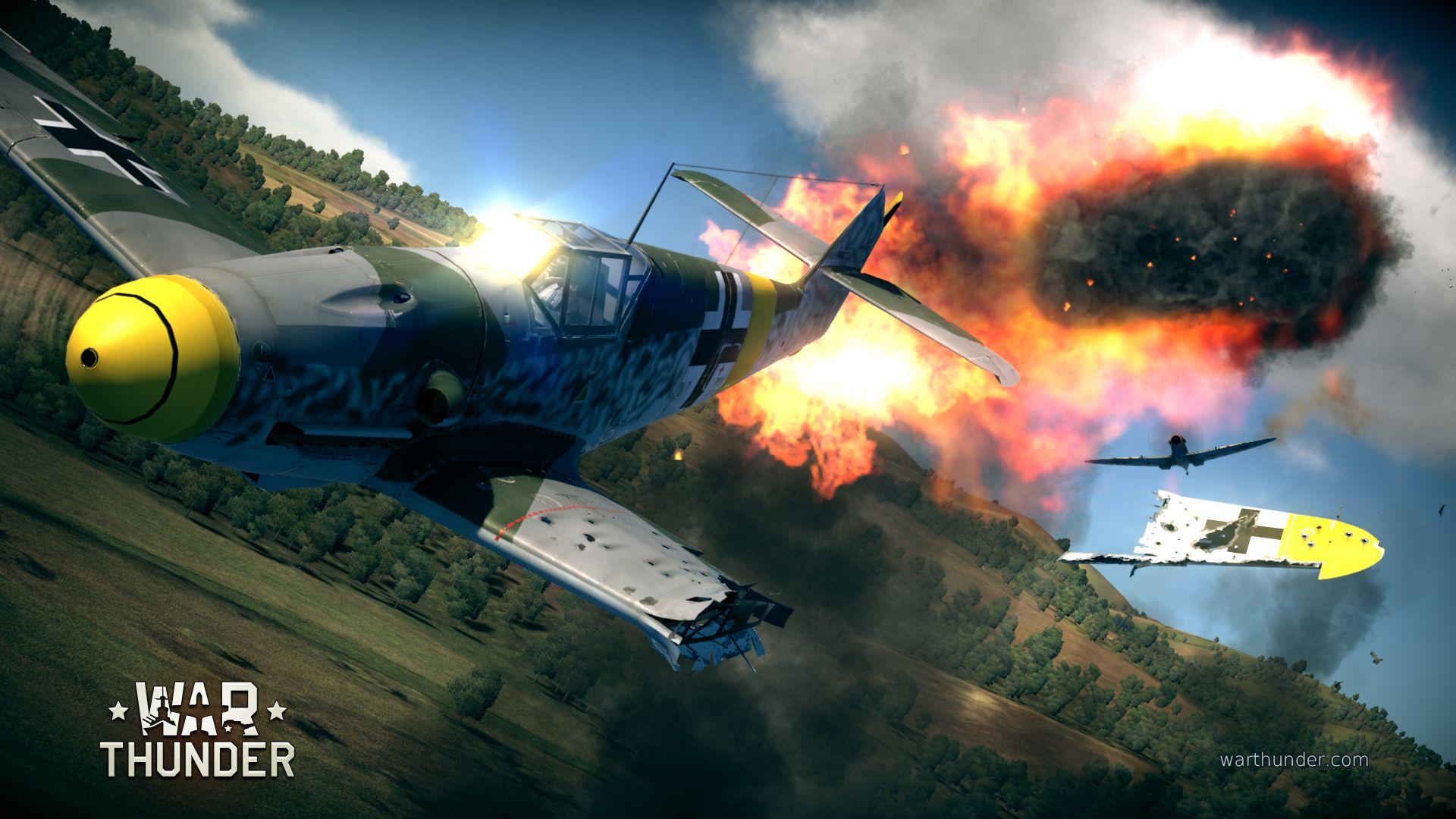 War Thunder - бесплатная онлайн игра