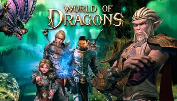 World of Dragons - бесплатная онлайн игра