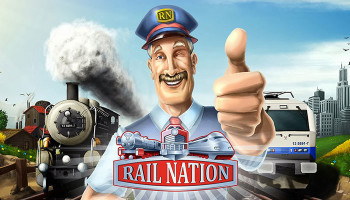 Rail Nation - бесплатная онлайн игра