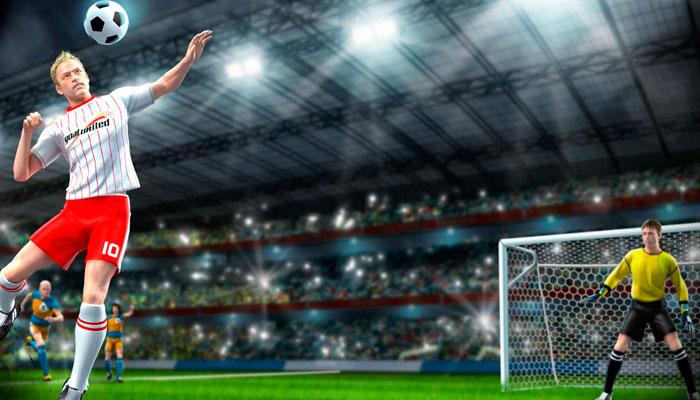 Goal United - бесплатная онлайн игра