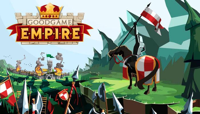 Goodgame Empire - бесплатная онлайн игра