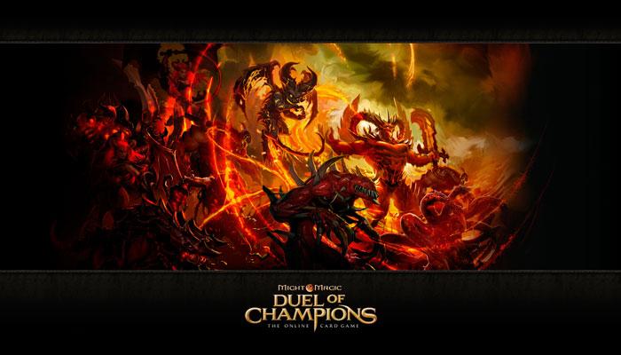 Might and Magic: Duel of Champions - бесплатная онлайн игра