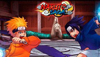 Naruto Saga - бесплатная онлайн игра