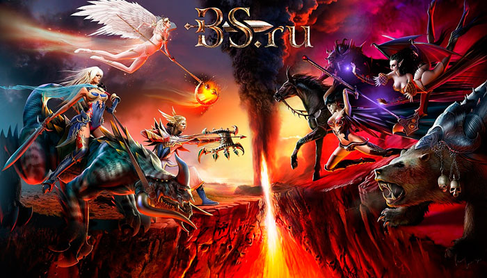 Blood and Soul - бесплатная онлайн игра
