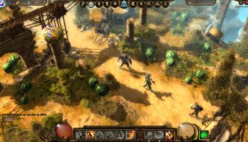 Drakensang Online - бесплатная онлайн игра