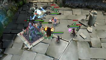 Alvegia Online: BattleField - бесплатная онлайн игра