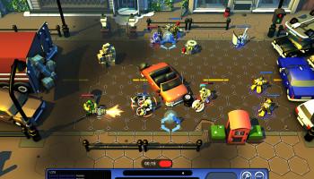 GunSwords Tin Soldiers - бесплатная онлайн игра