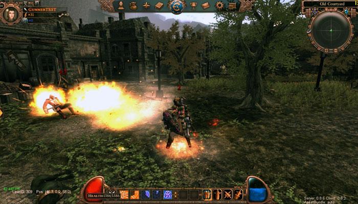 Пароград - бесплатная онлайн игра