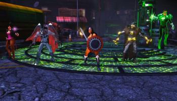 Infinite Crisis - бесплатная онлайн игра