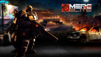 Merc Elite - бесплатная онлайн игра