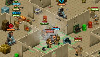 Солдаты Удачи - бесплатная онлайн игра