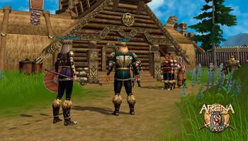 Арена Онлайн - бесплатная онлайн игра
