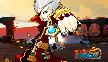 Pirate Story - бесплатная онлайн игра