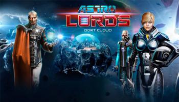 AstroLords - бесплатная онлайн игра