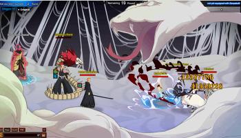 Bleach Online - бесплатная онлайн игра