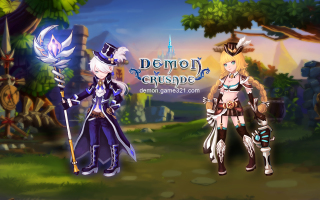 Demon Crusade - бесплатная онлайн игра