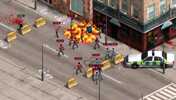 Z-War - бесплатная онлайн игра