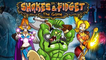 Shakes and Fidget - бесплатная онлайн игра