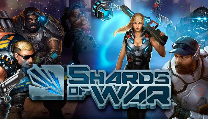 Shards of War - бесплатная онлайн игра