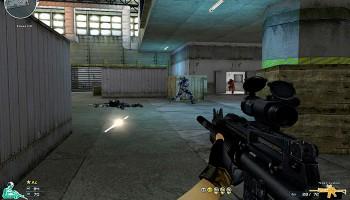 Cross Fire - бесплатная онлайн игра