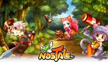 NosTale - бесплатная онлайн игра