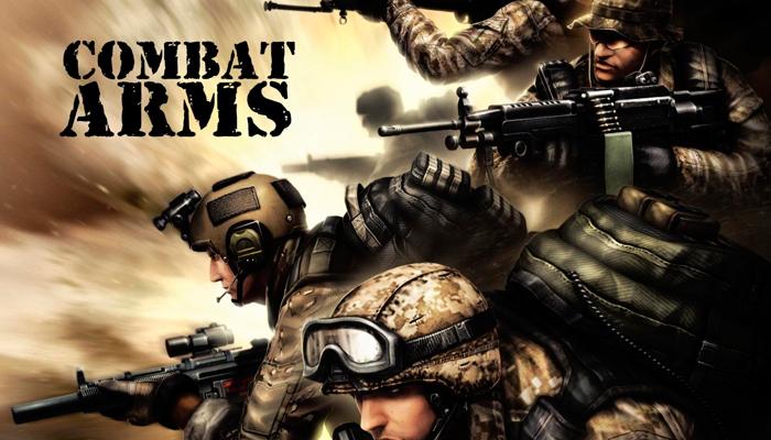 Combat Arms - бесплатная онлайн игра