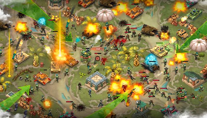 Кризис - бесплатная онлайн игра