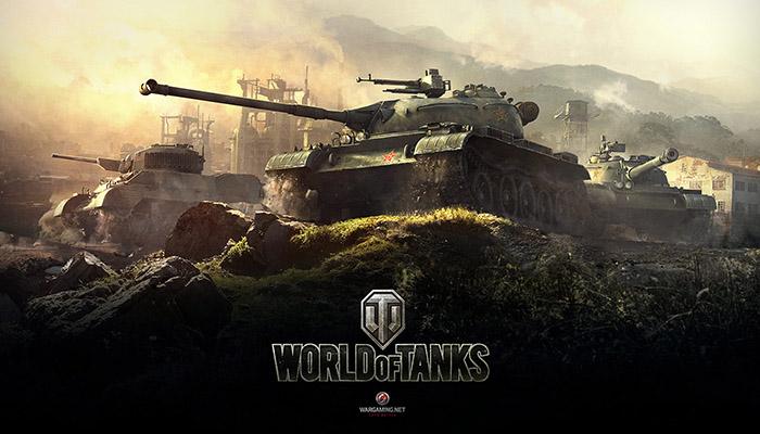 World of Tanks - бесплатная онлайн игра