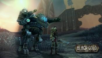Black Gold Online - бесплатная онлайн игра