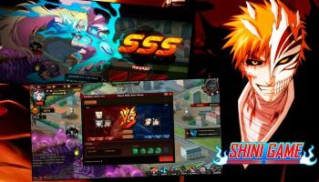 Shini Game - бесплатная онлайн игра