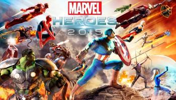 Marvel Heroes 2015 - бесплатная онлайн игра