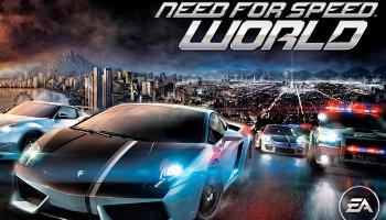 Need for Speed World - бесплатная онлайн игра