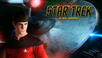 Star Trek Alien Domain - бесплатная онлайн игра