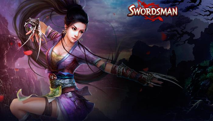 Swordsman Online - бесплатная онлайн игра