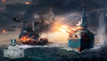 World of Warships - бесплатная онлайн игра