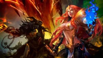 Goddess of War - бесплатная онлайн игра