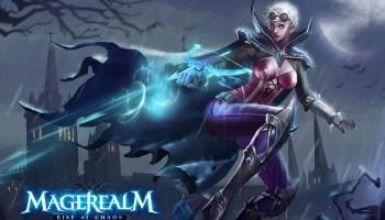 Magerealm - бесплатная онлайн игра