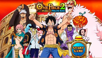 One Piece 2 Pirate Kings - бесплатная онлайн игра
