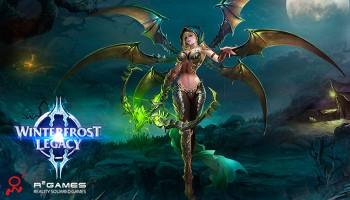 Winterfrost Legacy - бесплатная онлайн игра
