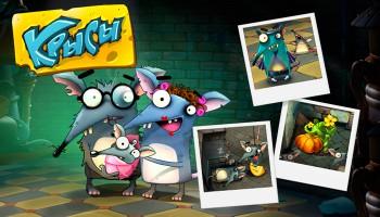 Крысы Онлайн - бесплатная онлайн игра